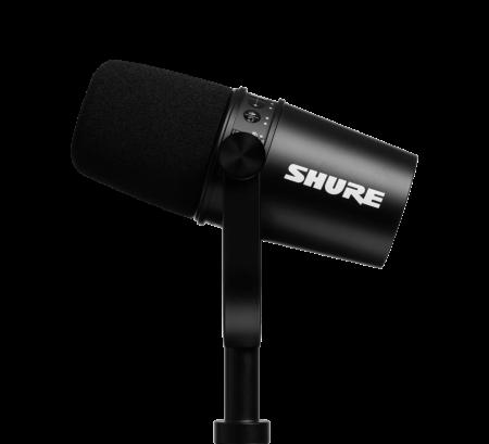 MV7-K - Microfon USB/XLR pentru Podcast (Negru) [5]