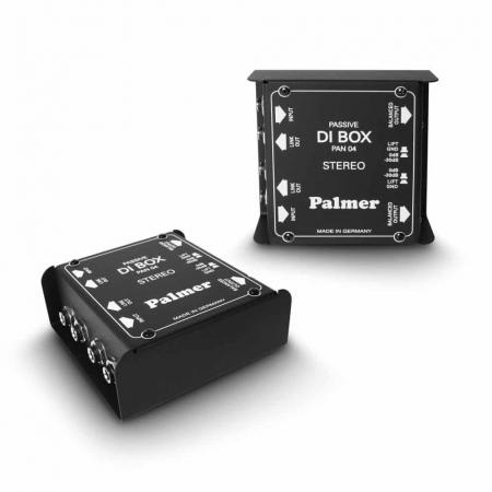 PAN 04 - DI Box Stereo Pasiv [3]