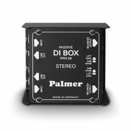 PAN 04 - DI Box Stereo Pasiv [0]