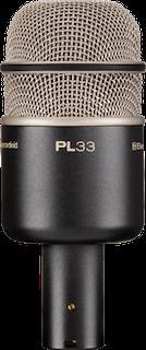PL 33 - Microfon pentru toba mare [2]