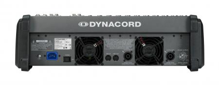 PowerMate 1000 3 - Mixer analogic cu putere incorporata [6]
