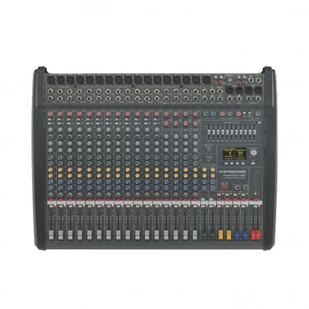 PowerMate 1600 3 - Mixer analogic cu putere incorporata [0]