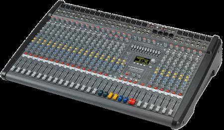 PowerMate 2200 3 - Mixer analogic cu putere incorporata [1]