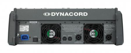 PowerMate 600-3 - Mixer analogic cu putere incorporata [5]