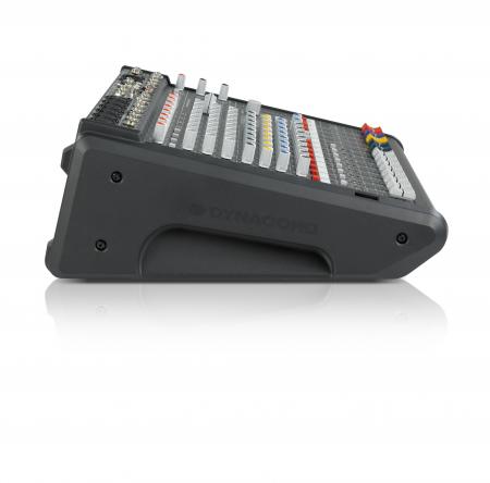 PowerMate 600-3 - Mixer analogic cu putere incorporata [3]