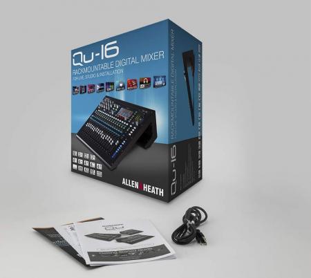 QU-16 - Mixer digital [8]