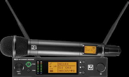 RE3-ND76-8M - Microfon Dynamic Wireless [1]
