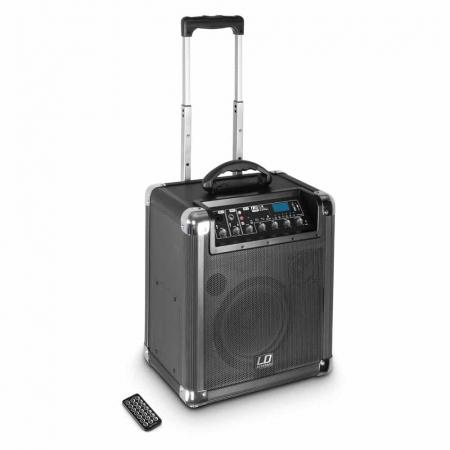 Roadjack 8 - Boxă portabilă cu Bluetooth și acumulator [0]