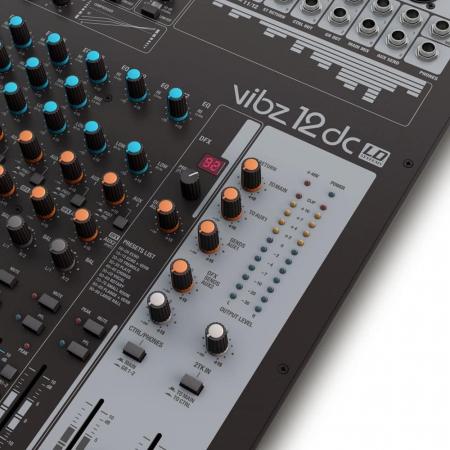 VIBZ 12 DC - Mixer analogic [4]