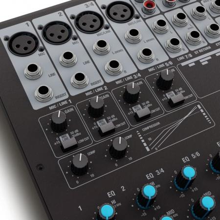 VIBZ 8 DC - Mixer analogic [7]
