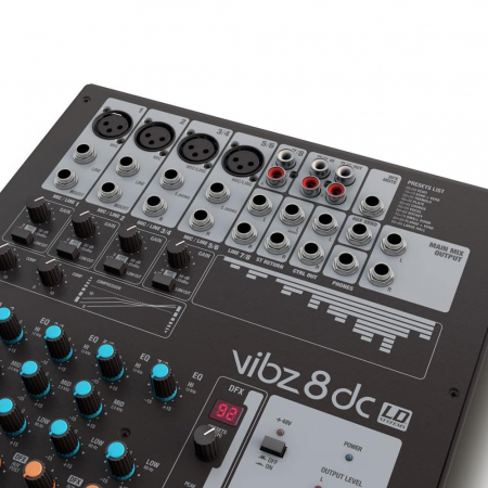 VIBZ 8 DC - Mixer analogic [4]