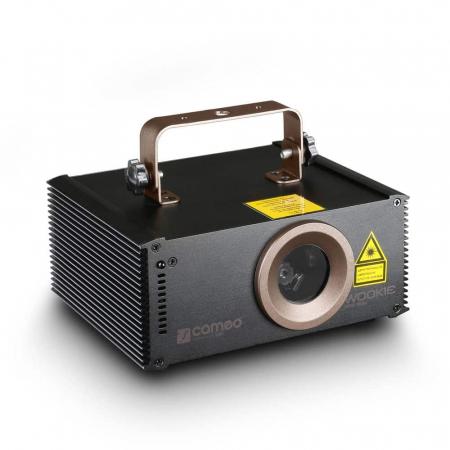 WOOKIE 200 RGY - Proiector Efecte tip Laser 200mW RGY [0]