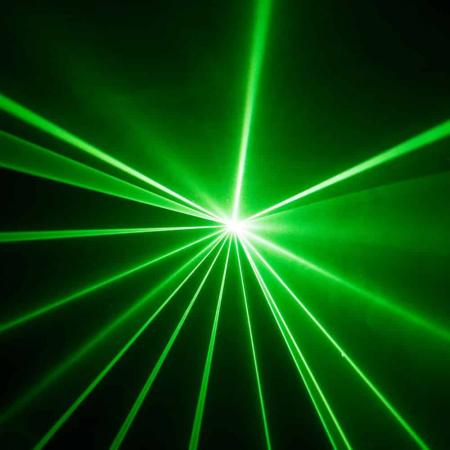 WOOKIE 200 RGY - Proiector Efecte tip Laser 200mW RGY [10]