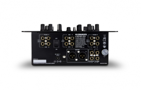 XONE:23 - Mixer pentru DJ [2]