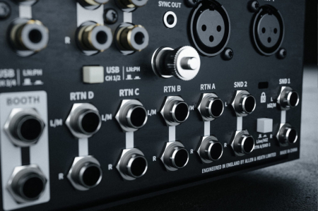 XONE:96 - Mixer pentru DJ [12]