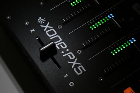 XONE:PX5 - Mixer pentru DJ [19]