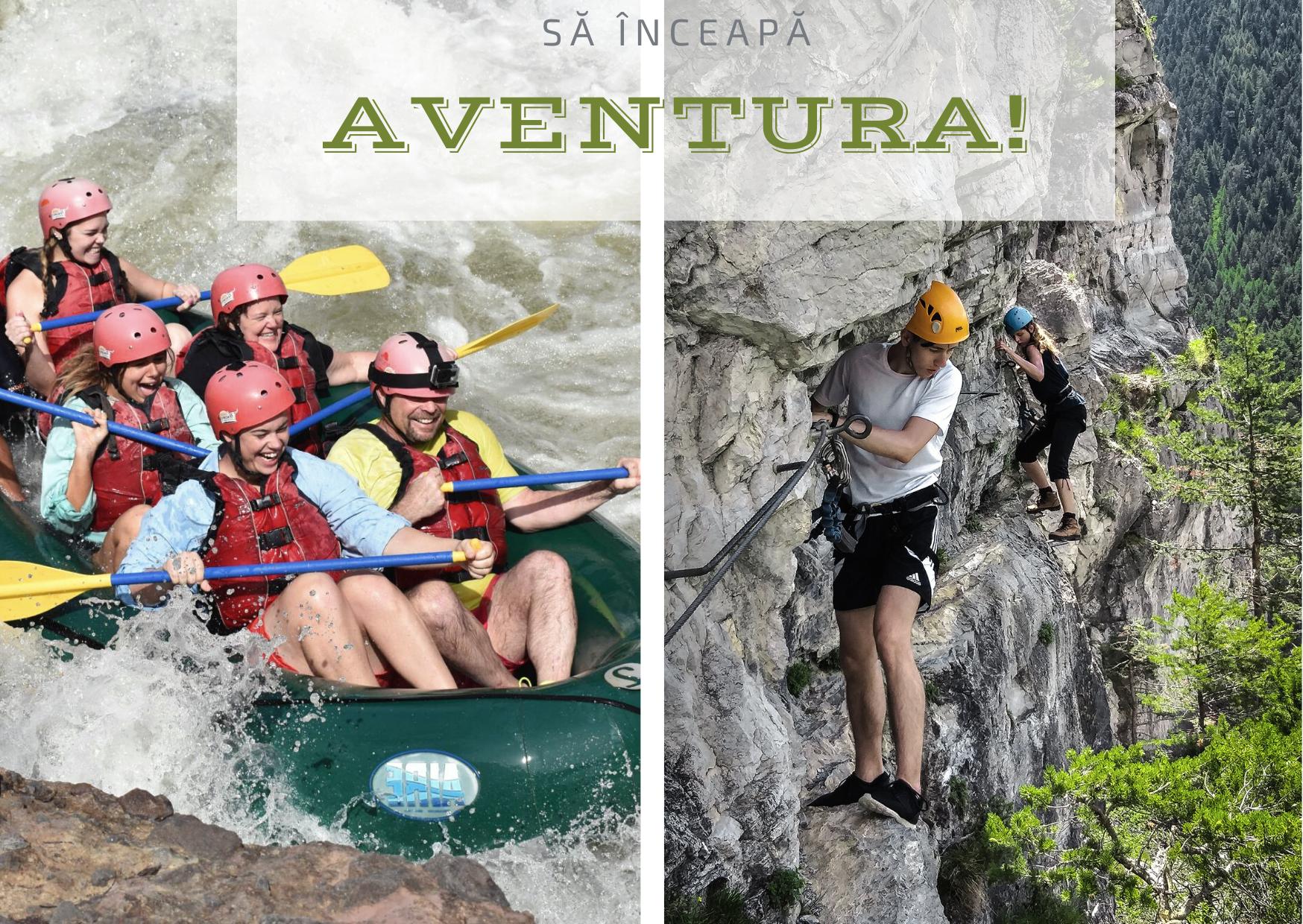 Să înceapă aventura!