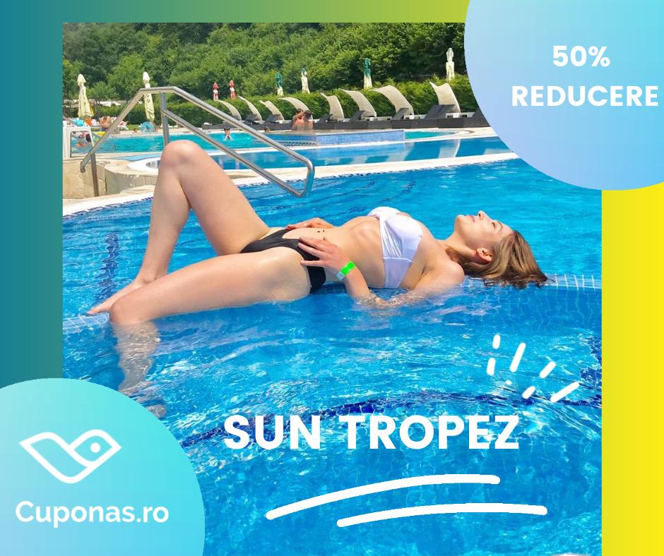 Sun Tropez – piscine, distracție și soare pe plajele Clujului