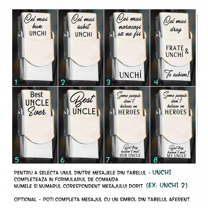 Frate|Tata|Nas|Unchi|Bunic|Fiu|Prieten - Bratara din piele cu mesaj (colorata) [9]