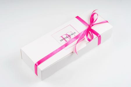 Set Ondulator de par DivineCurls, Pink, cu cristale Swarovski [6]
