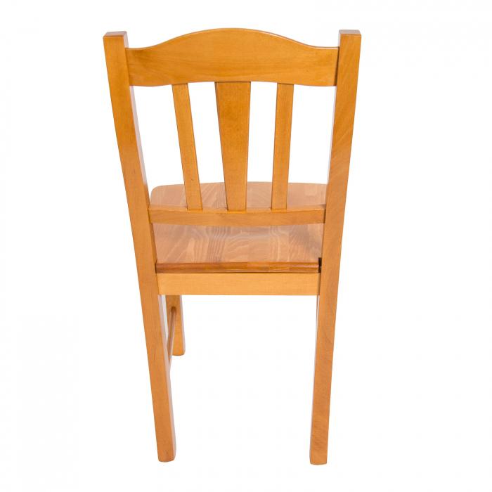 Scaun din lemn Silvana masiv cires [2]
