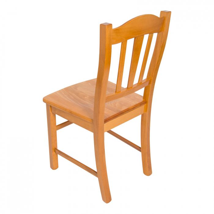 Scaun din lemn Silvana masiv cires [3]