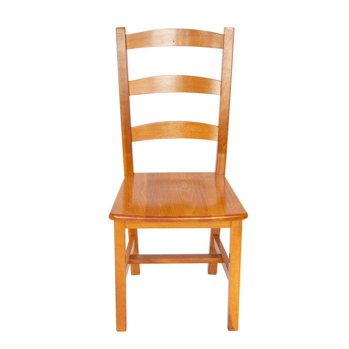 Scaun din lemn Sonya Modern masiv cires [3]