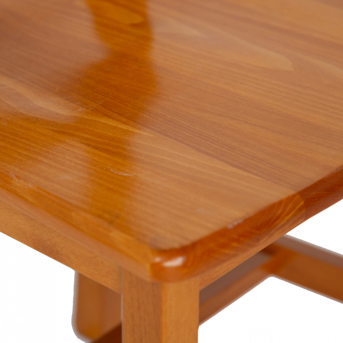 Scaun din lemn Sonya Modern masiv cires [4]