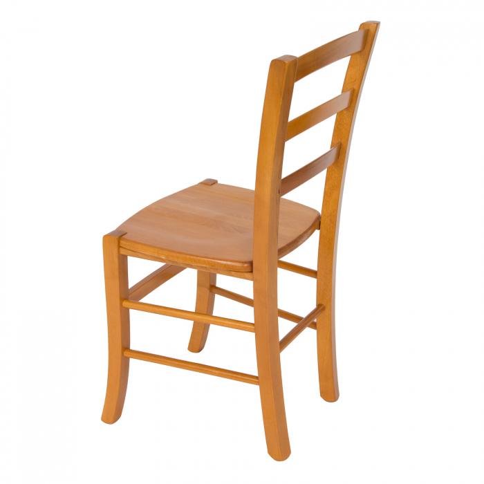 Scaun din lemn Venetia masiv cires [3]