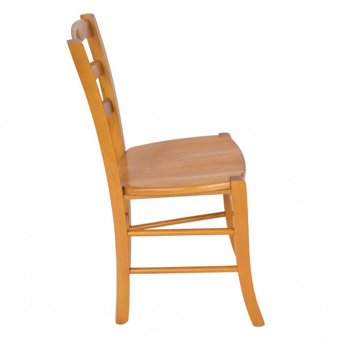 Scaun din lemn Venetia masiv cires [1]