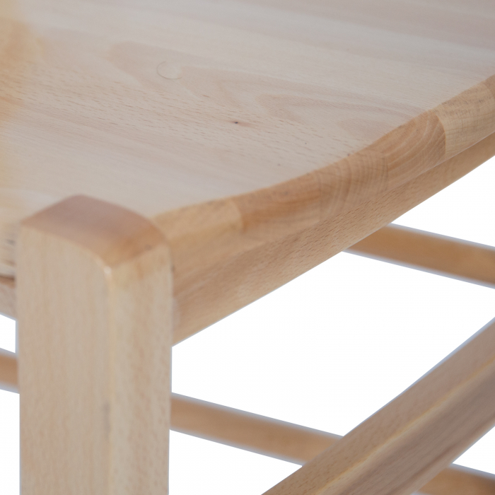 Scaun din lemn Venetia masiv natur [8]