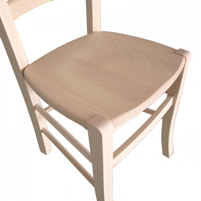 Scaun din lemn Venetia masiv crud [4]