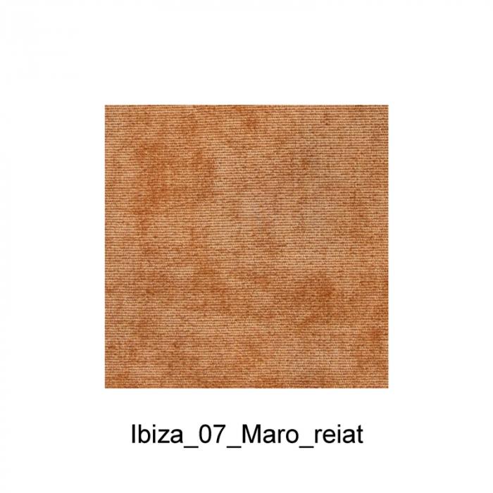 Scaun pliant din lemn Caprice tapitat natur [6]