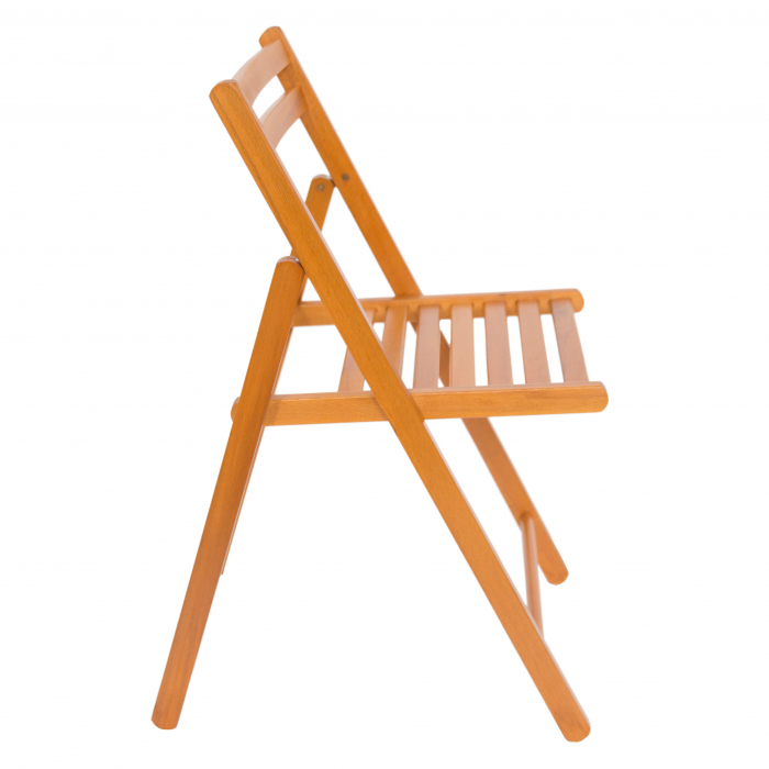 Scaun pliant din lemn IGOR cires [1]