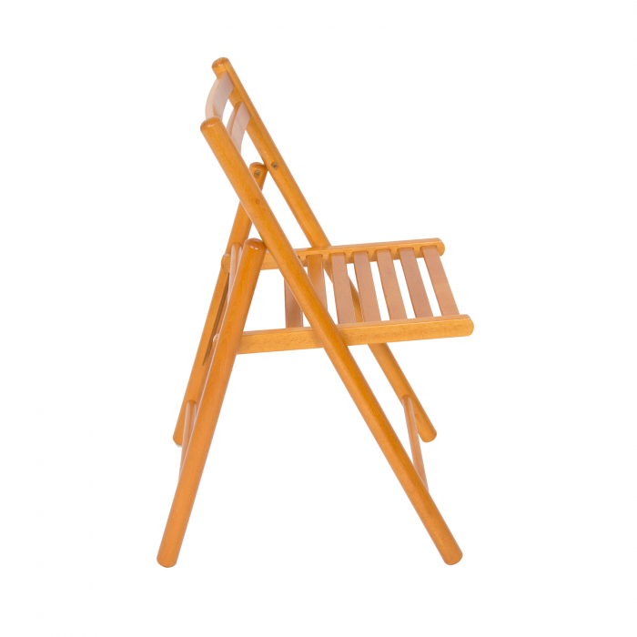 Scaun pliant din lemn IGOR R cires [1]