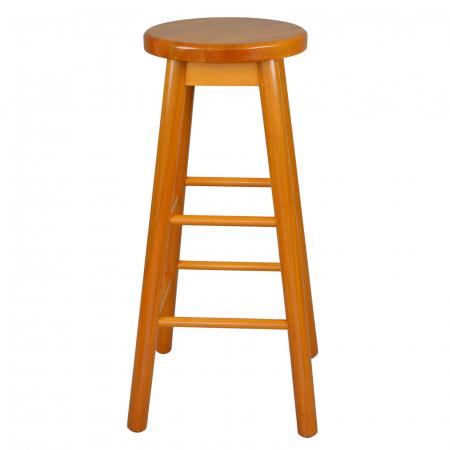 Scaun din lemn BAR cires [1]