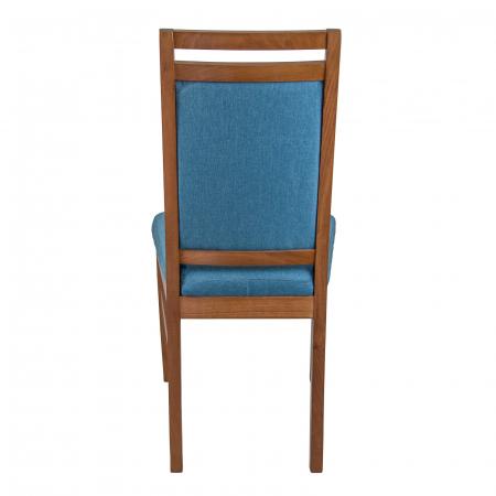 Scaun din lemn Jane tapitat nuc [3]
