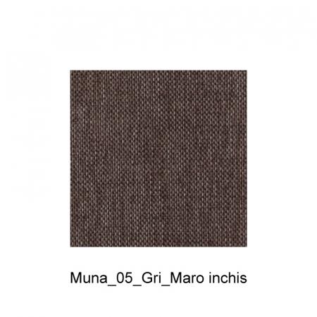 Scaun din lemn Pisa tapitat natur [10]