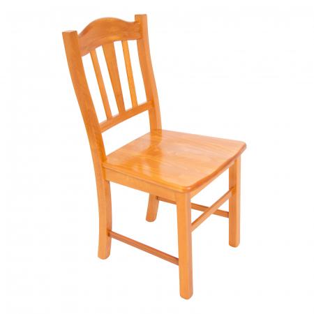 Scaun din lemn Silvana masiv cires [0]