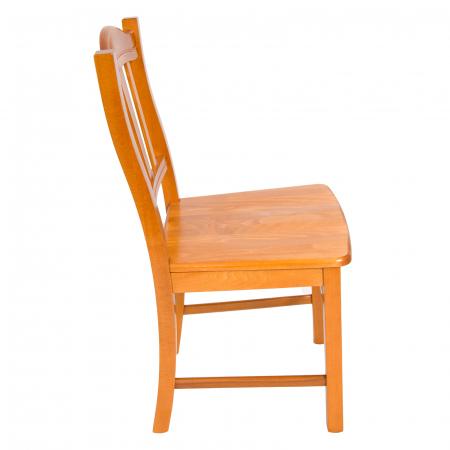 Scaun din lemn Silvana masiv cires [1]