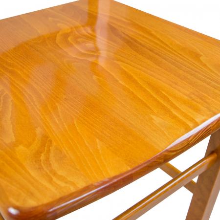 Scaun din lemn Silvana masiv cires [5]