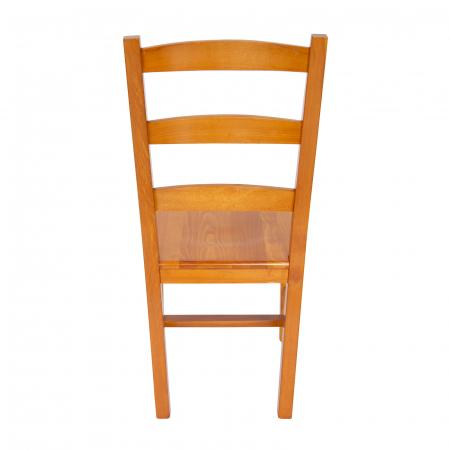 Scaun din lemn Sonya Modern masiv cires [2]