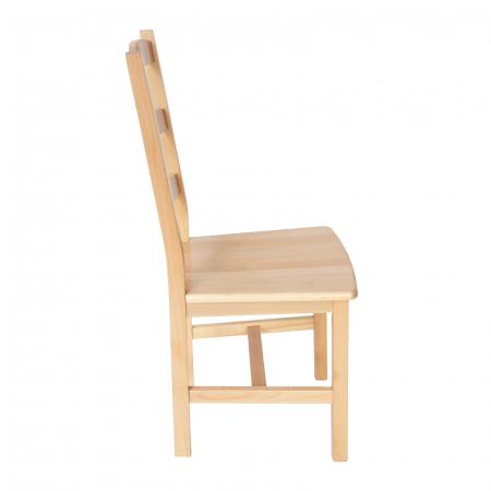 Scaun din lemn Sonya Modern masiv natur [1]