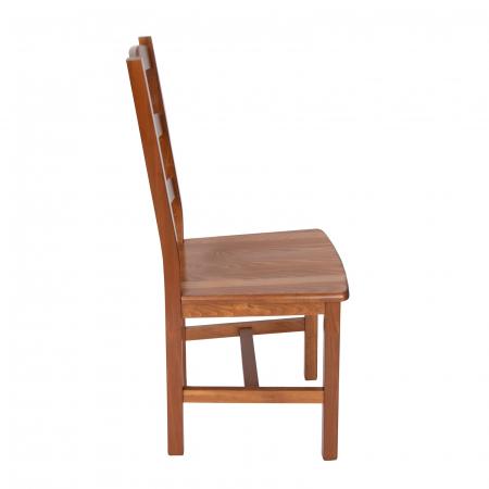 Scaun din lemn Sonya Modern masiv nuc [1]