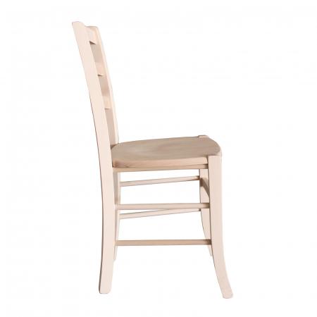Scaun din lemn Venetia masiv crud [1]