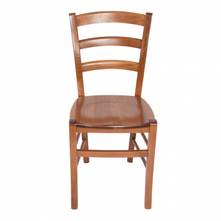 Scaun din lemn Venetia masiv nuc [5]