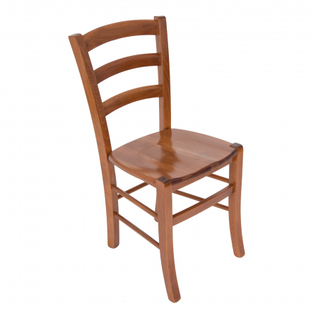 Scaun din lemn Venetia masiv nuc [0]