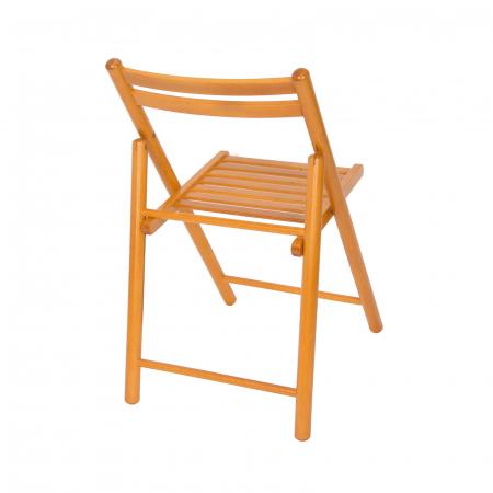 Scaun pliant din lemn IGOR R cires [2]