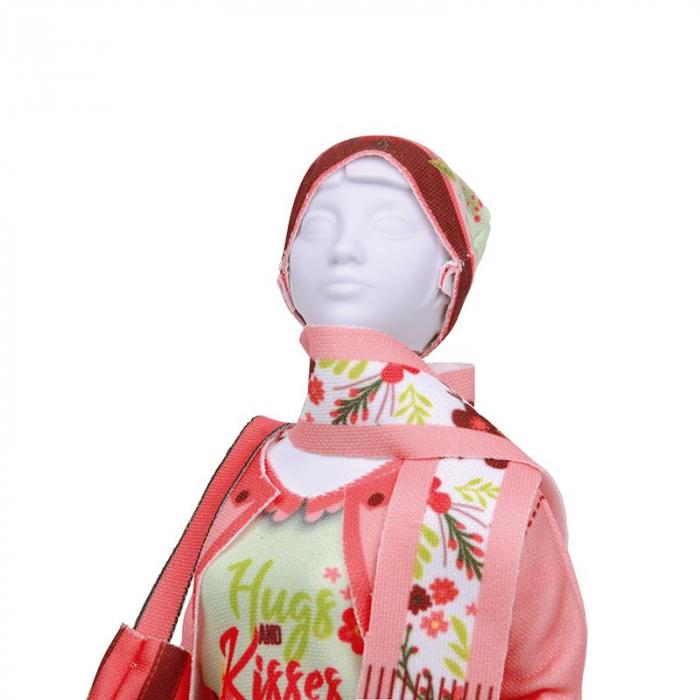 Atelierul de creatie vestimentara floral Couture, Dress Your Doll [1]