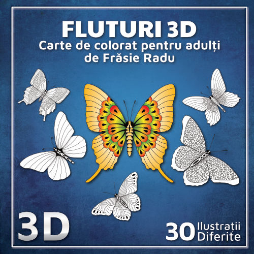 Fluturi 3D [0]